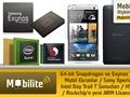 Mobilite: Samsung ve Qualcomm'dan 64-bit işlemciler, Intel Bay Trail T'nin şaşırtan performansı, Xperia Z Ultra'nın Tablet Kardeşi, HTC One 2'nin Ayak Sesleri ve Çok Daha Fazlası