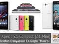 "Sony Xperia Z1 Compact ""Z1 Mini"" video ön inceleme"