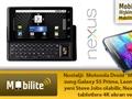 Mobilite: Samsung Galaxy S5 Prime, tabletlere 4K ekran, yeni Nexus, nostalji bölümü ve dahası...