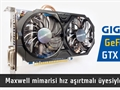 Gigabyte GeForce GTX 750 Ti video inceleme