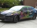 Ford'un yeni konseptiyle Fiesta'dan daha hafif Fusion elde edilebiliyor