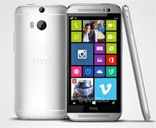 HTC'nin Windows Phone cihazı One M8'e benzeyebilir