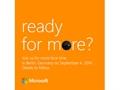 Microsoft yeni Lumia cihazlarının ilk ipuçlarını verdi