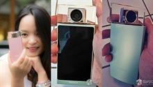 Sony'den parfüm şişesi şeklinde özçekim kamerası