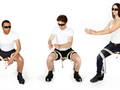 Giyilebilir sandalye ile ayakta kalma sorunu çözülüyor