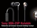 Sony XBA-2VP Test Masamızda
