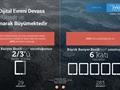 Analiz : Türkiye'deki dijital veri büyümesi 45 Exabyte'a ulaştı