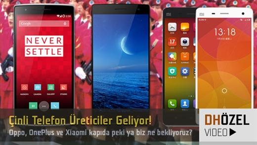 Xiaomi, Oppo ve OnePlus'ın Türkiye'de şansları ne? özel video