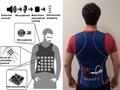Vest yelek projesi dışı sesleri titreşim olarak duyma engellilere göndermeyi planlıyor