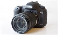 Canon EOS 7D Mark II resmiyet kazandı