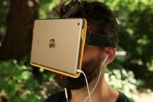 AirVR projesi sanal gerçekliğin odağına iPad mini koyuyor
