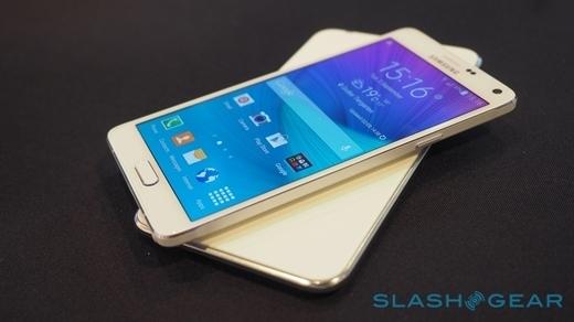 Samsung Galaxy Note 4'ün Amerika ön satış fiyatı iPhone 6 Plus'ın üstünde olacak