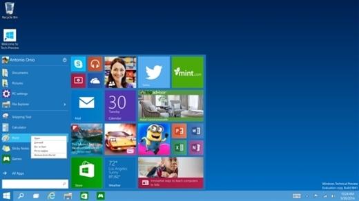 Windows 10 tanıtıldı: İşte yeni nesil işletim sisteminin tüm detayları
