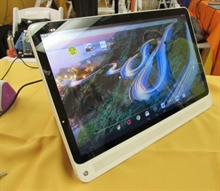HP'nin 17 inçlik Android tableti satışa çıkmaya hazır