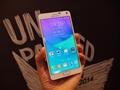 Samsung Galaxy Note 4'ün bükülme testi videosu yayınlandı