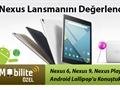 Mobilite Özel: Google Nexus Lansmanı