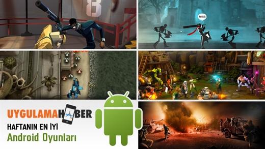 Haftanın en iyi Android oyunları 21 Ekim 2014