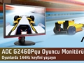 AOC G2460Pqu 144Hz Oyuncu Monitörü Video İnceleme