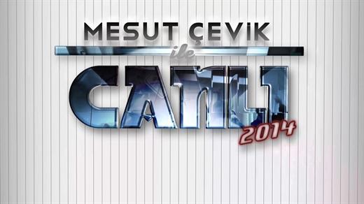 (Bu Pazar 20:30) Mesut Çevik ile Canlı 2014 (Oyun için konsol mu yoksa esaslı bir PC mi?)