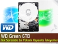 WD Green 6TB Sabit Disk Video İnceleme