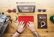 Logitech'den taşınabilirlik odaklı Keys-To-Go kablosuz klavye