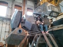 MegaBots projesi dev robotlarla Real Steel tecrübesi yaşatmayı amaçlıyor