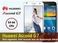 """Huawei Ascend G7 video inceleme """"Metal kasası ve 64-bit işlemcisiyle orta segmentte iddialı"""""""