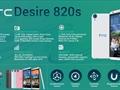 Desire 820s için Çin'de 1.2 milyon ön talep toplandı