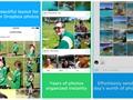 Dropbox Carousel web ve iPad için kullanıma sunuldu