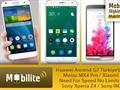 Mobilite: Meizu MX4 Pro, Xiaomi Mi5, Xperia Z4 ve daha fazlası...