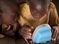 Konuşan kitaplar Afrika'nın umudu olmayı hedefliyor