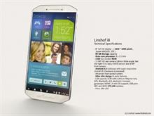 80GB dahili kapasiteye sahip Linshof i8 akıllı telefon Almanya'da tanıtıldı