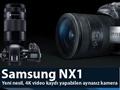 Samsung NX1 hakkında her şey: APS-C BSI sensör, 4K video ve gelişmiş özellikler