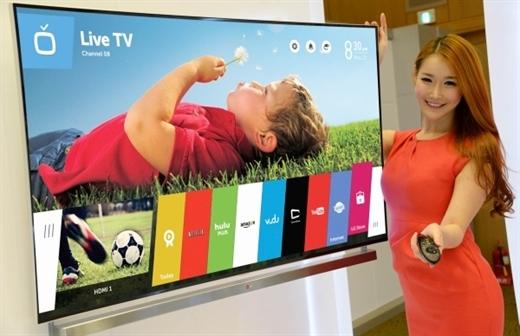 LG'den WebOS 2.0 işletim sistemli yeni televizyonlar geliyor