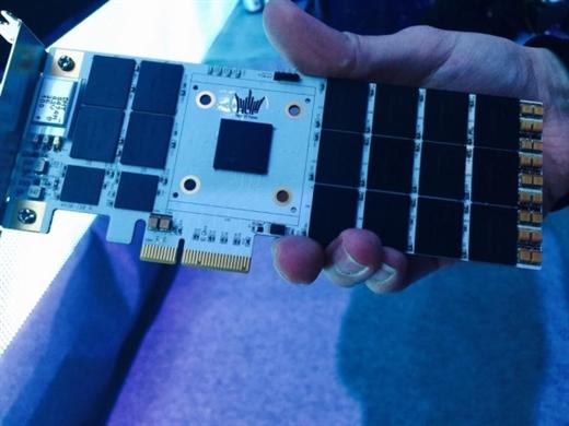 Galaxy yüksek performanslı yeni bir SSD sürücüsü hazırlıyor