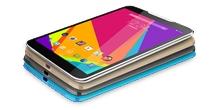 Blu dünyanın ilk 7 inçlik akıllı telefonunu satışa sunduğu iddiasında