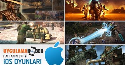 Haftanın en iyi iOS oyunları 18 Aralık 2014