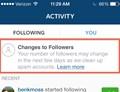 Instagram spam ve sahte hesapları siliyor