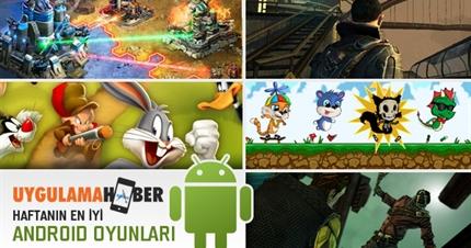 Haftanın en iyi Android oyunları 24 Aralık 2014