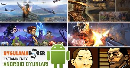 Haftanın en iyi Android oyunları 7 Ocak 2015