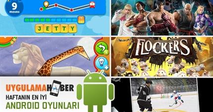 Haftanın en iyi Android oyunları 20 Ocak 2015
