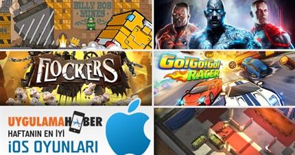 Haftanın en iyi iOS oyunları 27 Ocak 2015