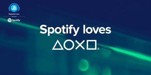 Playstation müzik servisine Spotify ile devam edecek