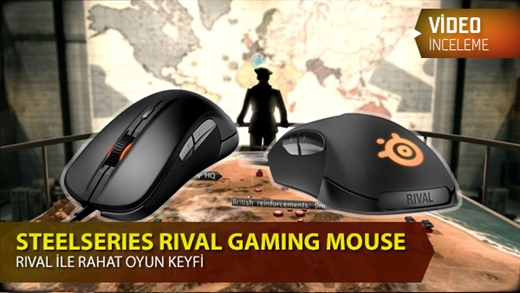 SteelSeries ''RIVAL'' Gaming Mouse