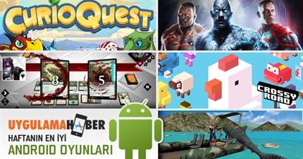 Haftanın en iyi Android oyunları 2 Şubat 2015