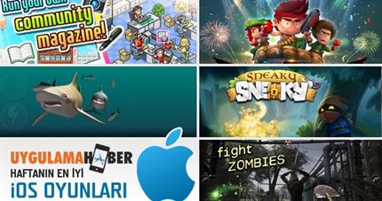 Haftanın en iyi iOS oyunları 10 Şubat 2015