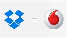 Vodafone ve Dropbox işbirliğine gidiyor