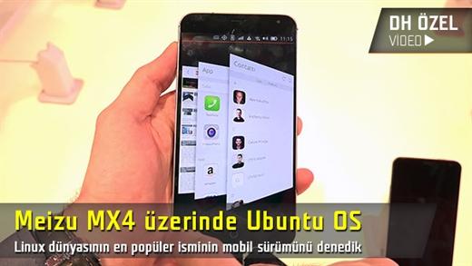 Meizu MX4 üzerinde Ubuntu Mobile'ı denedik ön inceleme