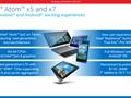 MWC 2015 : Intel yeni Atom işlemcilerini detaylandırdı