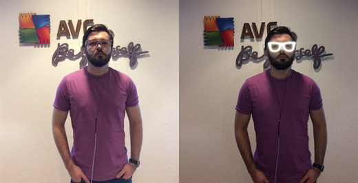 AVG Akıllı yüz tanıma teknolojilerini yanıltan gözlük geliştirdi